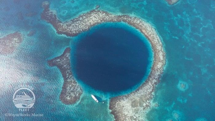 Blue Hole Belize