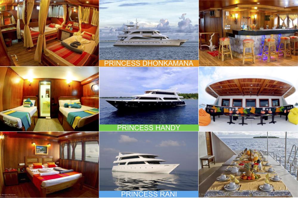 Macana Maldives Fleet