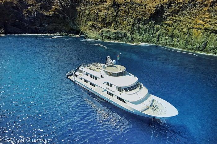 Nautilus Liveaboards Fleet