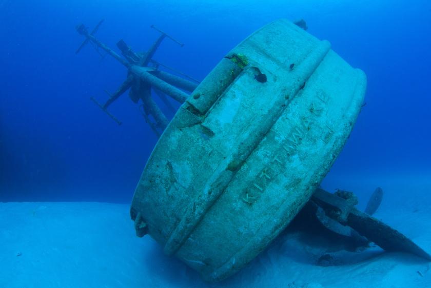 Kittiwake wreck
