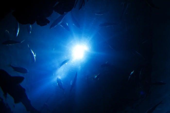 Diving at depth