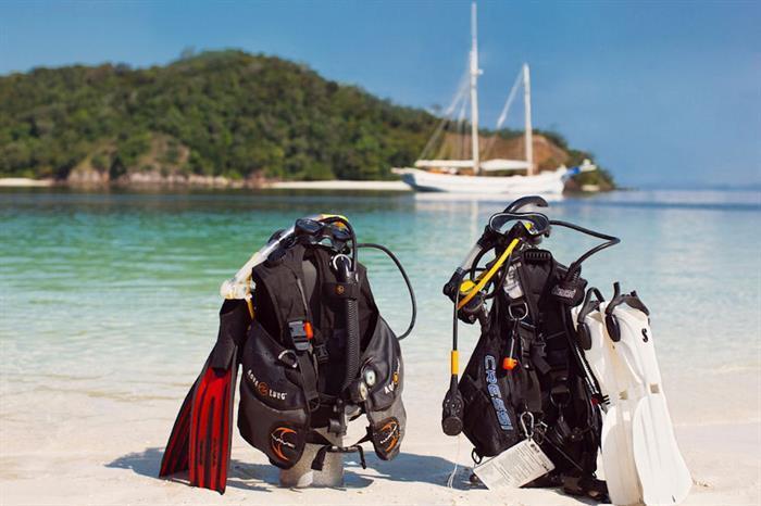 Dive Equipment-Raja Laut Indonesia