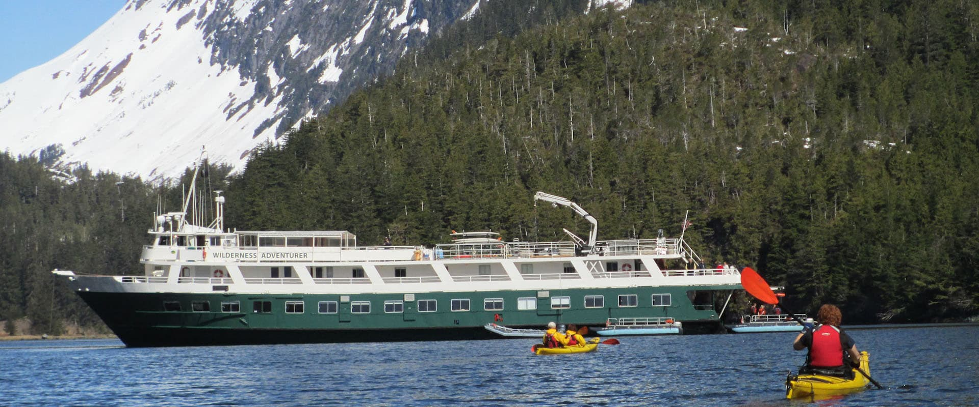 Inside Passage Adventure Cruises