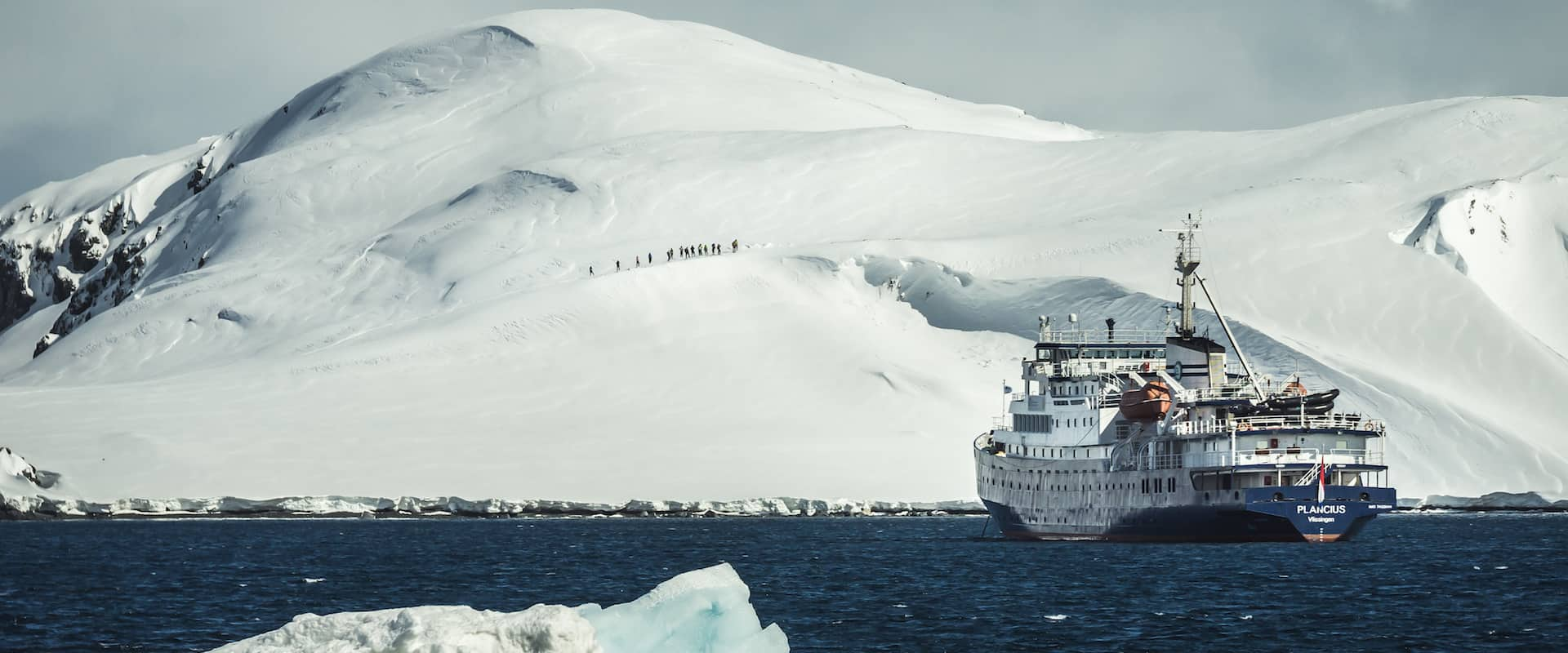 4 Small Ship Cruises in Antarctica - LiveAboard.com