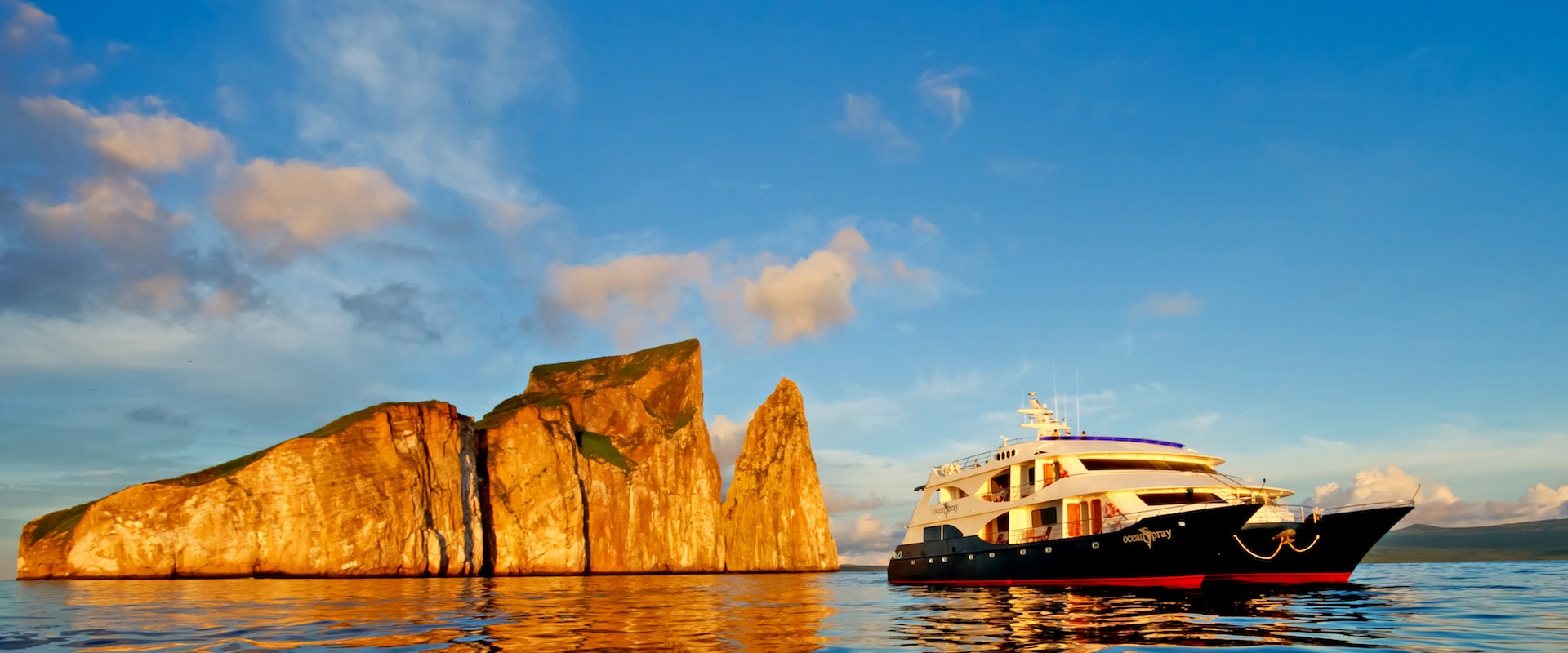 Espanola Island Adventure Cruises