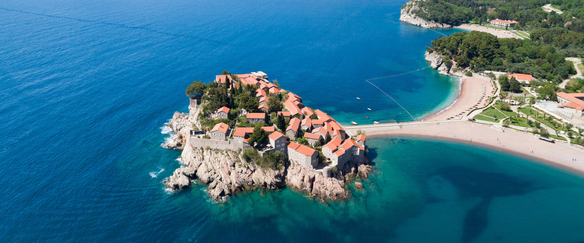 Sveti Stefan Small Ship Cruises