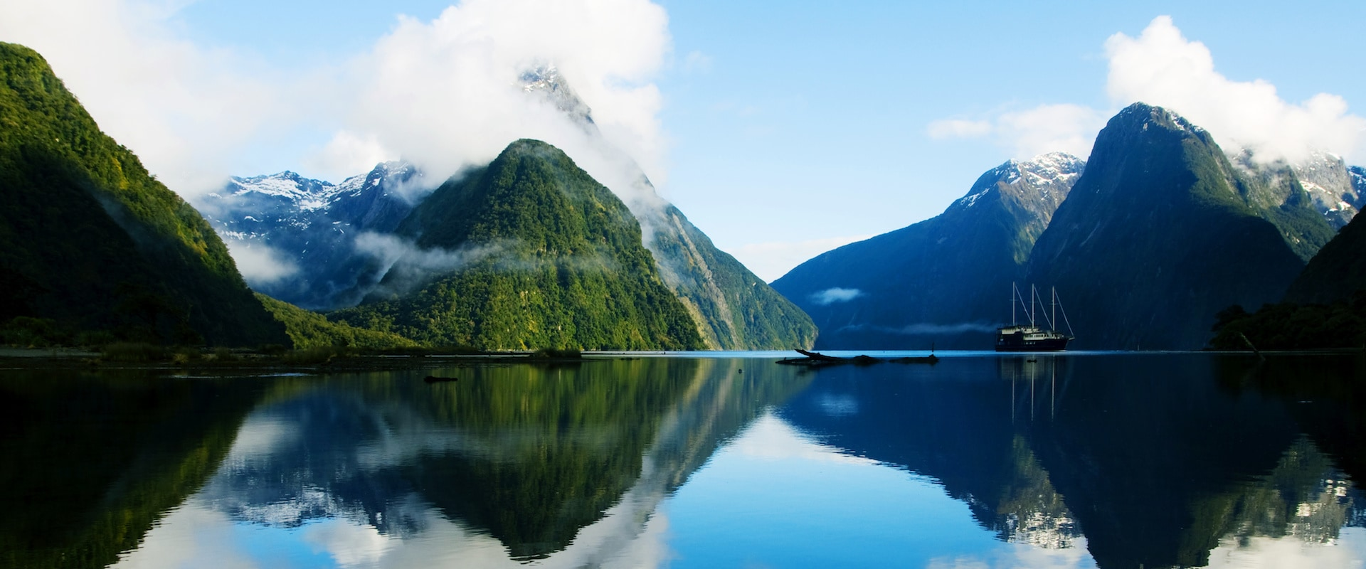 Fiordland Adventure Cruises