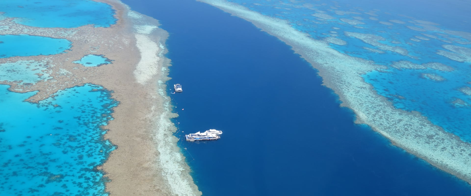 Outer Great Barrier Reef Liveaboard Diving