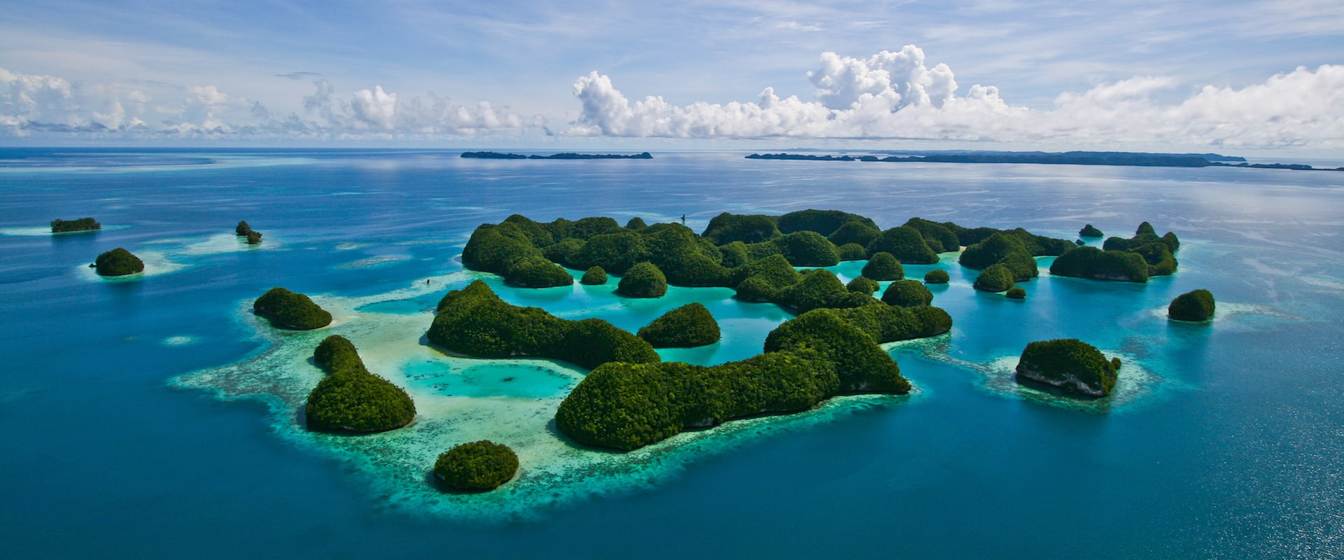 Palau Liveaboard Diving