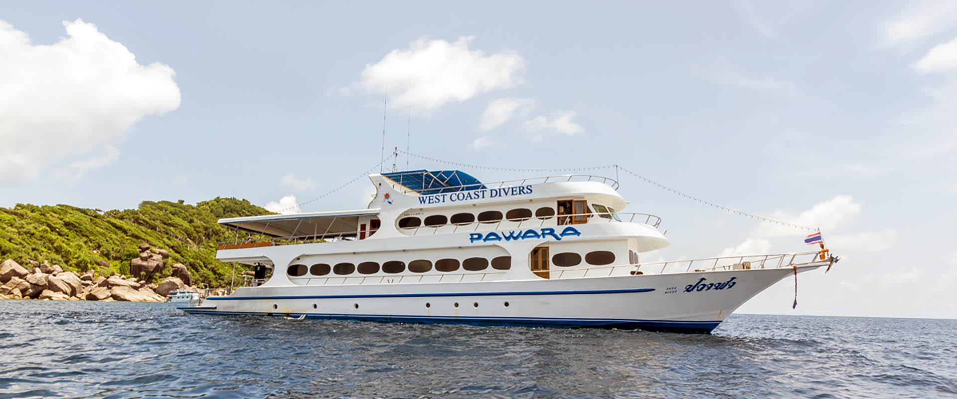 West Coast Divers Liveaboard Fleet